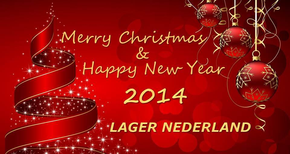 Merry Christmas & Happy New Year 2014 4 - Lager Nederland